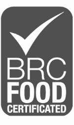 Sello BRC Food certificated